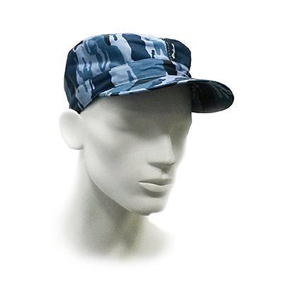 военторг кепка камуфляж синий