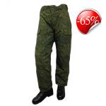 Армейские утеплённые брюки.