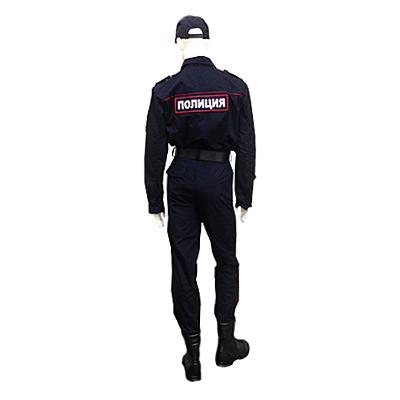 военторг костюм полицейского