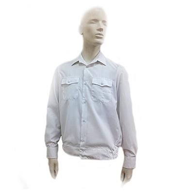 военторг рубашка полиции белая