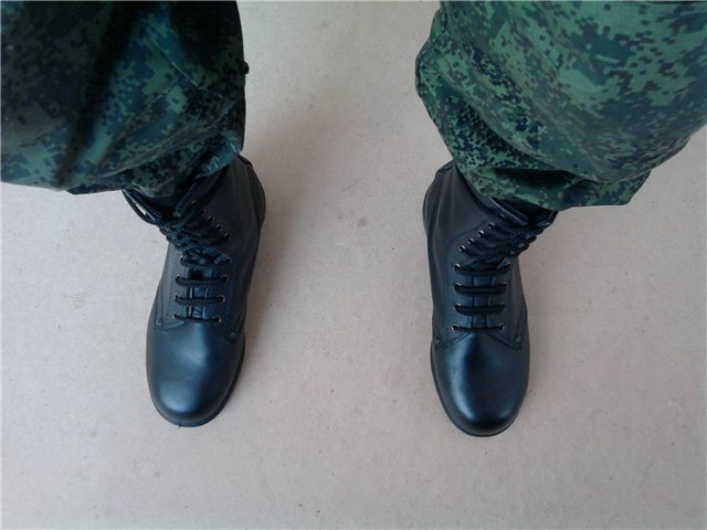 Берцы. Ботинки с высоким берцем