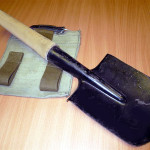 Лопата пехотная, малая