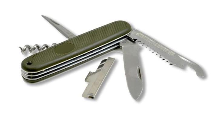 Нож универсальный, раскладной