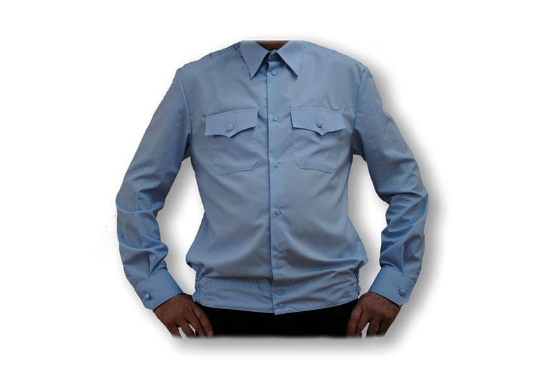 Рубашка. Рубашка Полиции, рубашка МО
