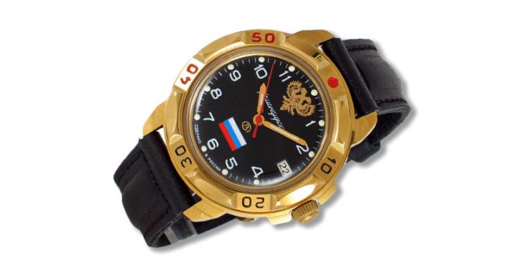 Командирские часы, цена