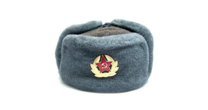 Шапка-ушанка армейская, цена