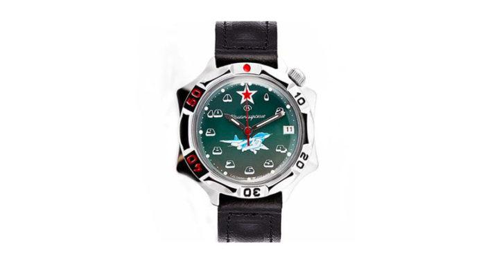 Командирские часы купить