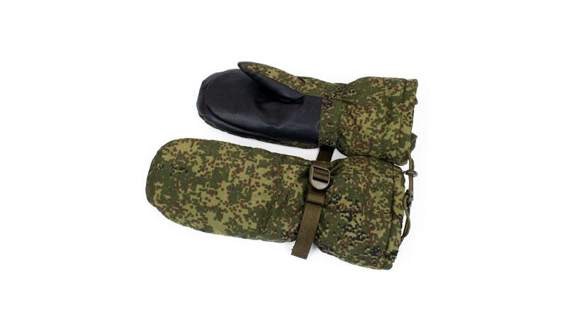 Рукавицы ВКПО, перчатки офицерские